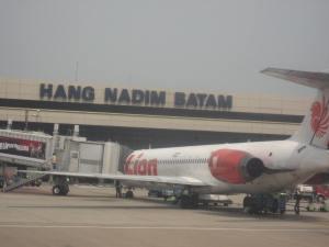 Bandara Hang Nadim di Batam