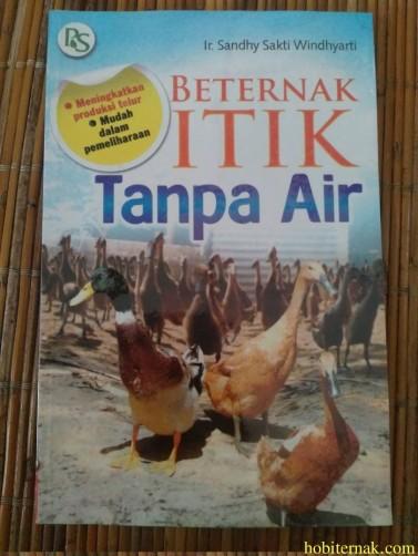 """Buku Panduan """"Beternak Itik Tanpa Air"""""""