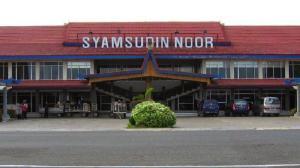 Bandara Syamsudin Noor Banjarmasin